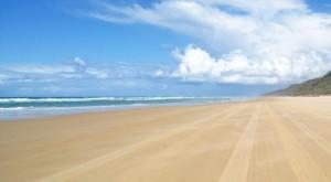 4wd Beach Fraser