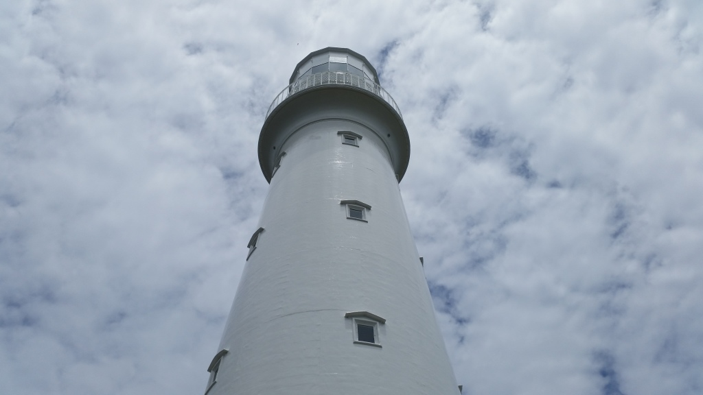The Graet Sandy Cape Lighthouse