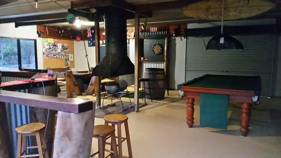 Man Cave Rentals : Private holiday house rentals and retreats on fraser island