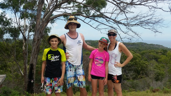 A Great familt Holiday on Fraser Island