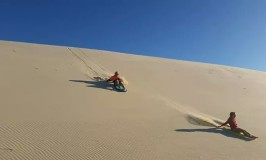 Fraser Island Sand Dunes – Sand Boarding is Awesome Fun for Kids