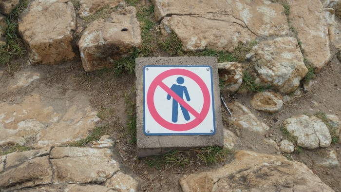 warning sign 2
