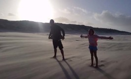 Extreme Weather and Wind on Fraser Island