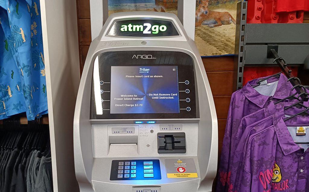Happy Valley ATM