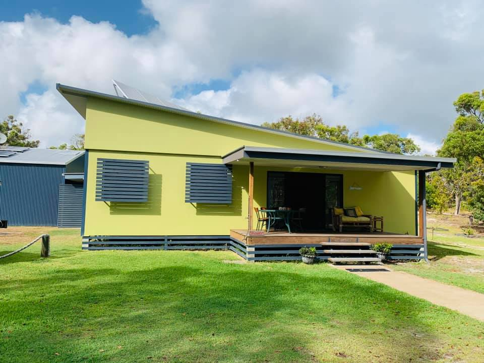 Fraser Island Holiday House