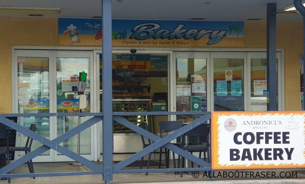 Eds Beach bakery