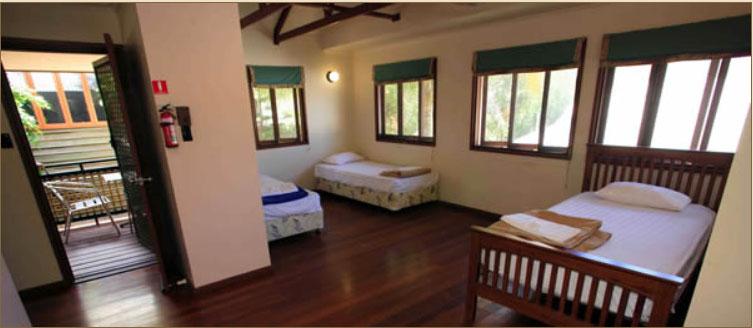 Fraser Island Retreat at Happy Valley Accommodation
