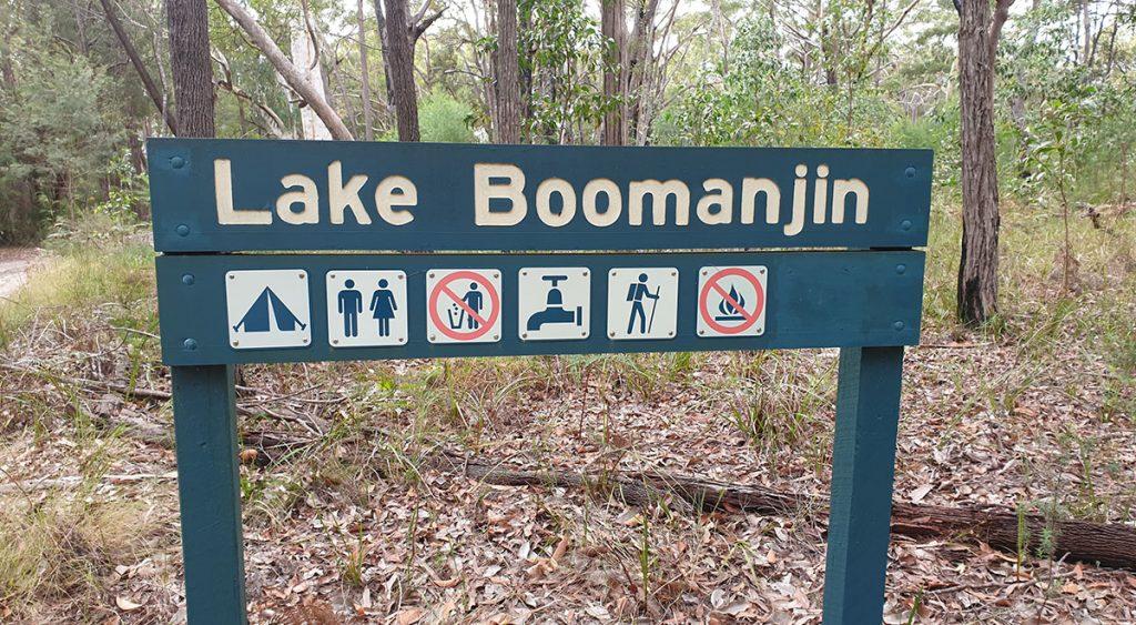 Welcome to Lake Boomanjin