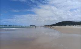 Middle Beach views