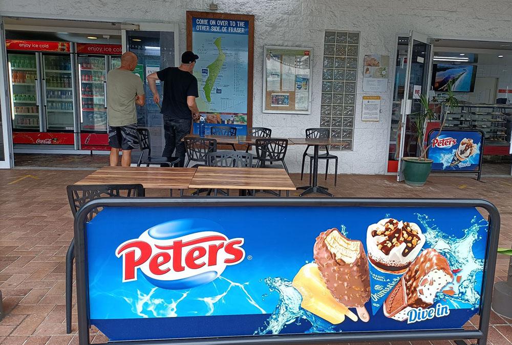 Eurong Beach Bakery