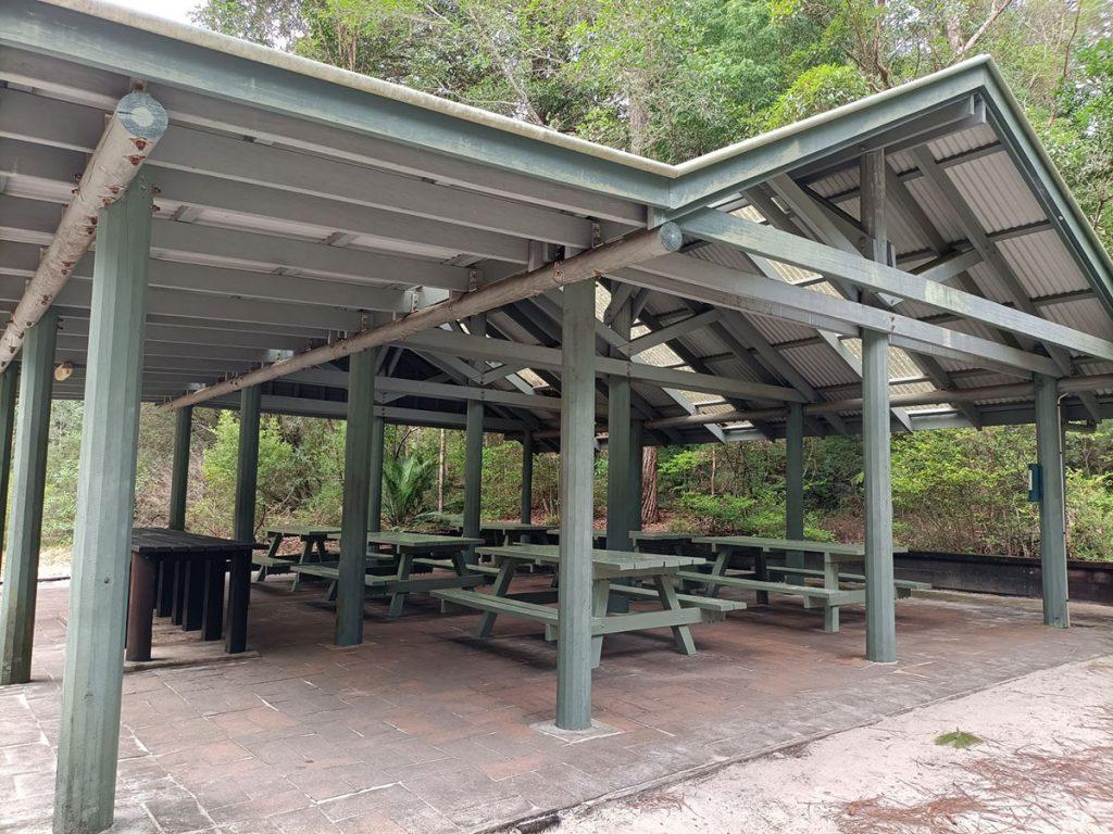camping grounds facilities